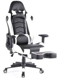 Armchair Gamer Best Gaming Chair With Footrest List Of Top 10 Gaming Gearoid