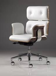 White Modern Desk Chair Modern Classic Office Chair Modern Office Chairs By Italy Design