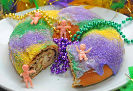 mardi gras king cake baby traditional mardi gras cake l the history of the cake