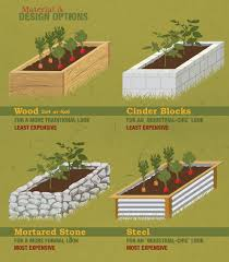 Raised Planter Beds by Best 20 Raised Garden Beds Cinder Blocks Ideas On Pinterest Bed