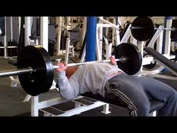 bench press 100kg bench press 80kg x10