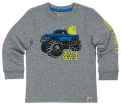 carhartt 4x4 monster truck shirt toddler boys bass pro shops