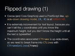 text layout programming guide text layout with core text