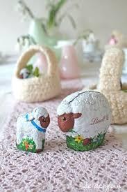 Easter Decorations Crochet by Seidenfeins Dekoblog Von Schafen Hasen Und Schweinehunden
