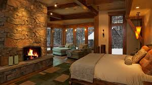 5 hours relaxing atmosphere beautiful snow with wind and fireplace