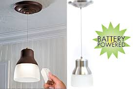 battery powered hanging l awesome tug on tug off hanging light bulb with regard to battery