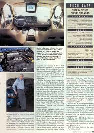 Dodge Durango Specs - shelby durango sp360 1999