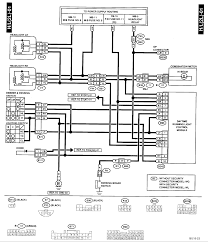 2006 subaru outback wiring diagram 2005 subaru outback wiring