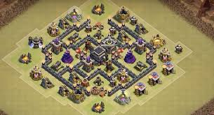 coc map layout th6 6 epic town hall 6 war base layouts farming base layouts for 2016