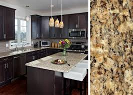 what color countertops with walnut cabinets how to pair countertop colors with cabinets