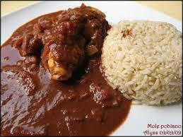 cuisiner mexicain mole poblano poulet au chocolat ou cacao mexicain délices d alyss