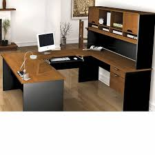 Bestar U Shaped Desk Innova U Shape Workstation