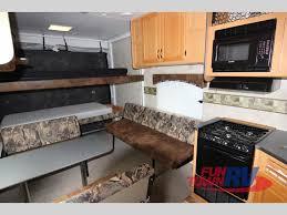 used 2007 thor california vortex 285fw toy hauler travel trailer next