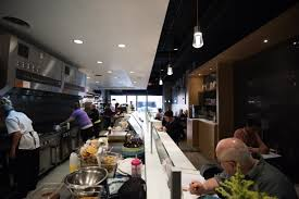 designing a second restaurant location for revel kitchen