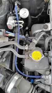 100 fuel pressure regulator location i fuel pressure