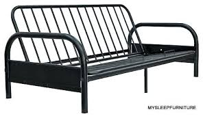 Black Metal Futon Walmart Black Metal Futon Instructions Black - Futon bunk bed instructions