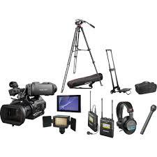 sony hvl le1 handycam camcorder light sony vjbk 1thp300 pmw 300k1 video journalist kit vjbk 1thp300