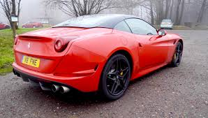 Ferrari California Custom - ferrari california t review