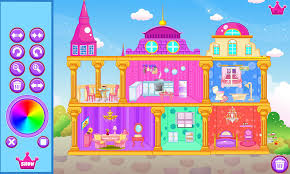 Cleaning Games For Girls Princess Doll House Android Apps On Google Play