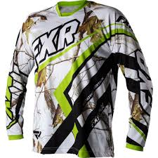 camo motocross gear fxr factory ride edition camouflage jersey fortnine canada