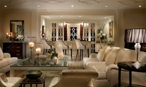 luxury interior design ideas comfortable sofas glass table stylish