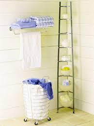 Diy Bathroom Storage Ideas by Bathroom Terrific Bathtub Storage Solutions 38 Diy Towel Over