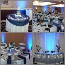 Purple Wedding Decorations Blue Wedding Decoration Ideas Navy Blue Wedding Centerpieces