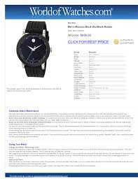 download free pdf for movado 0606507 watch manual