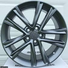 lexus es350 tires cost 4 new 18 u0026 034 wheels rims for 2010 2011 2012 2013 2014 2015 2016