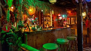 home tiki bar lightandwiregallery
