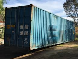 40 u0027 used steel hc container complete container technology inc