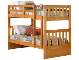 Wooden Loft Bed Pictures by Slumberland Bunk Beds