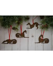 amazing deal on hound customizable ornament set tree