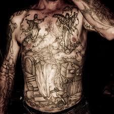 prison tattoos jason ramsey ink bars