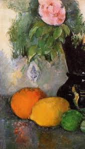 flowers and fruit flowers and fruit c 1880 paul cezanne wikiart org