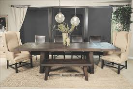 Dining Tables Canada Express Furniture 6090 Extension Dining Table