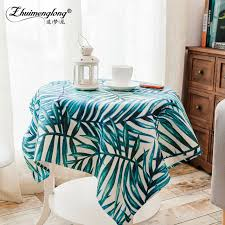 square tablecloth on round table aliexpress com buy zhuimenglong square tablecloths leave