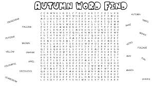 easy thanksgiving word search fall word find images reverse search