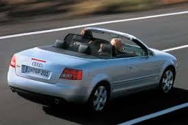 audi a4 convertible 2002 audi a4 cabriolet 2002