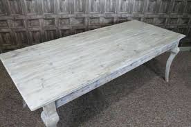 dining table white washed pine dining table white washed pine