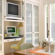kitchen tv ideas tips for incorporating a kitchen tv better homes and gardens