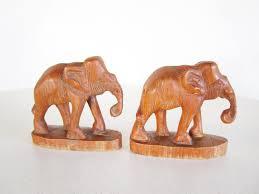 let u0027s start a trend vintage wooden animal figurines vintage