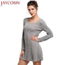 rcheap clothes for women women mini dress sleeve crewneck jumper slim casual
