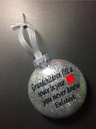 grandparent christmas ornaments 26 best christmas gifts images on christmas deco