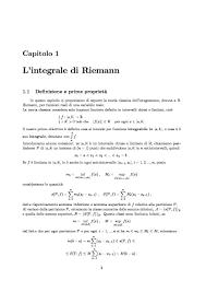 dispense algebra lineare dispense analisi matematica 1 28 images dispense funzioni