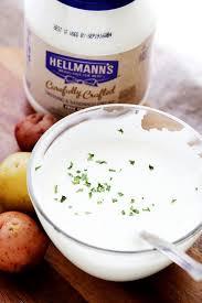 lightened up creamy potato salad recipe diethood