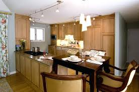 how to update track lighting kitchen tracking lights kitchen with modern furniture and led track