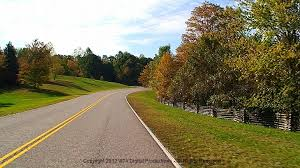 Mississippi scenery images Natchez trace parkway virtual bike ride exercise scenery jpg