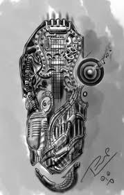 Half Sleeve Forearm Tattoo Ideas Best 25 Music Sleeve Tattoos Ideas On Pinterest Nautical Sleeve