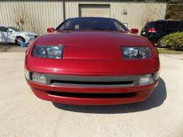 this 1990 nissan 300zx isn u0027t a turbo but it has a manual and less